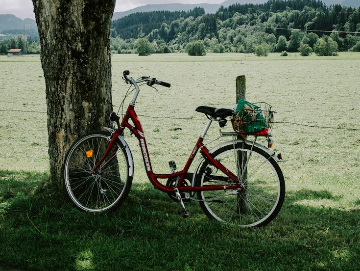 Fahrradtouren Nrw